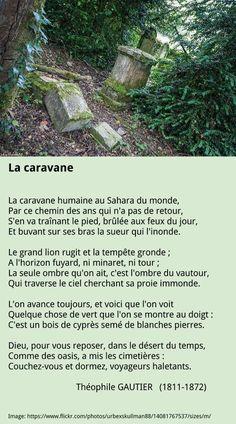 Théophile Gautier - La caravane