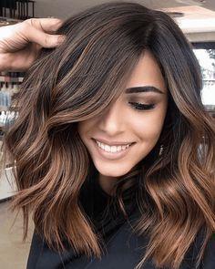 Chocolate Brown Hair Color, Hair Color Dark, Brown Hair Colors, Best Brunette Hair Color, Balayage Brunette, Pixie Haircut For Thick Hair, Brown Curly Hair, Brown Hair For Fall, Summer Brown