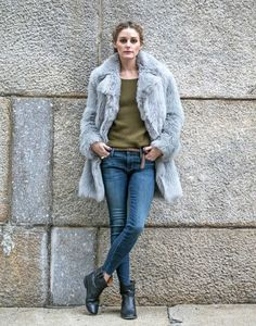 The Olivia Palermo Lookbook #oliviapalermo #lookbook #outfits #style #fashion #famous #hitgirl #streetstyle #inspiration #chic #celebstyle