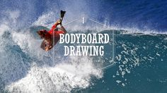 Bodyboard Drawing 1: Guilherme Tâmega on Vimeo