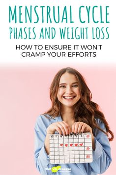Many women experience uncomfortable and frustrating changes to their body with every monthly cycle. Among these discomforts are hormonal and behavioral fluctuations that  can make weight loss even more challenging than it already is. But losing weight, even when on your period, is possible. This article takes a look at how your menstrual cycle impacts the hormones that influence your body weight, and how premenopausal women can still achieve their weight loss goals.