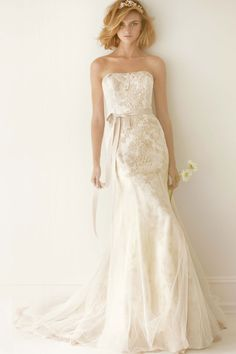 Melissa Sweet for David's Bridal Style MS251052
