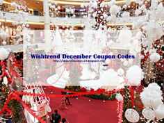 GREAT SKIN&LIFE: WISHTREND COUPON CODES&DISCOUNTS CODES FOR DECEMBE...