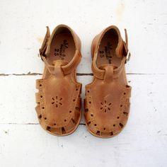 Flora {Leather Sandals} – Adelisa & Co