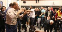 Shkup, dënohen me kusht autorët e trazirave  në Kuvendin e Maqedonisë