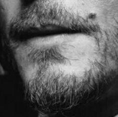 Norman just blew both my ovaries!  Thanks! Lol. Lips, mustache, beard, mole :)