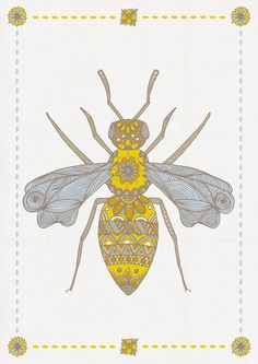 Mr. Bee by Joanne Hawker -- why do I love honey bees?