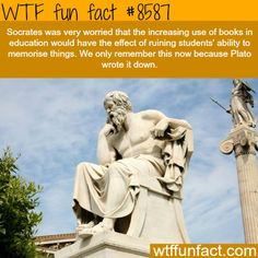 Socrates - WTF fun facts