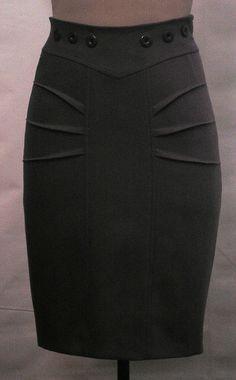 Grey Fashion, Hijab Fashion, Fashion Dresses, Womens Fashion, Skirt Outfits, Dress Skirt, Work Attire, African Fashion, Blouse Designs