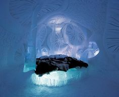 Art Suite 'Mush-room' - Icehotel | by Discover the World