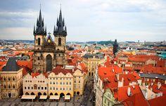 Los mejores hoteles de Praga por menos de 100 €