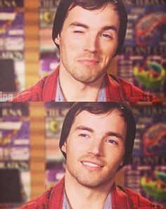 Very handsome Ian Harding from Pretty Little Liars - Ezra Fitz -