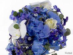 bryllup bukett blå - Google-søk