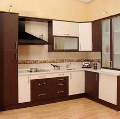 cozinhas simples e bonitas com armários diferentes