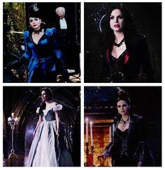 Regina Mills (& #EvilQueen) #OnceUponATime