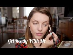 EssieButton shows us how to get this wearable look using theBalm's Nude 'Tude, FratBoy, and Mary Lou-Manizer.
