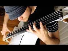 "Rob Scallon Covers ""Anesthesia"" by Cliff Burton and Metallica on the Upright Bass - MetalSucks"