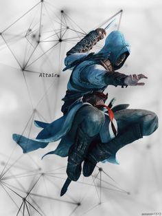 Assassin's Creed I ~ Altaïr Ibn La'Ahad ~