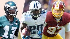 Ready to strike: NFL's breakout players for 2015