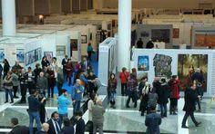 Ankara'nın İlk Çağdaş Sanatlar Fuarı Açıldı   http://www.nouvart.net/ankaranin-ilk-cagdas-sanatlar-fuari-acildi/