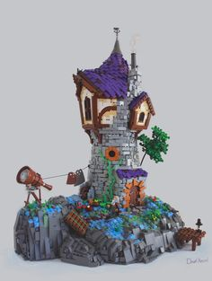 Lego Creation: The Stargazer