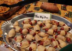 Party Theme Ideas :: A Farm / Tractor Birthday Party | A Year with Mom & Dad