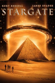 Stargate posters for sale online. Buy Stargate movie posters from Movie Poster Shop. We're your movie poster source for new releases and vintage movie posters. Daniel Jackson, Movies Showing, Movies And Tv Shows, Em Breve Nos Cinemas, Stargate Movie, Gizeh, Stargate Universe, Bon Film, Sci Fi Films