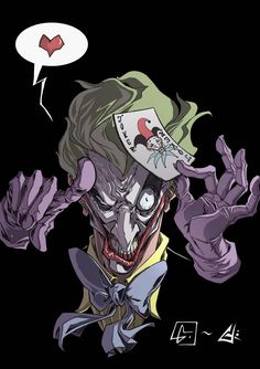 The Joker by Giorgos Christopoluos