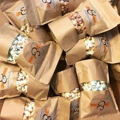 gourmet popcorn packaging