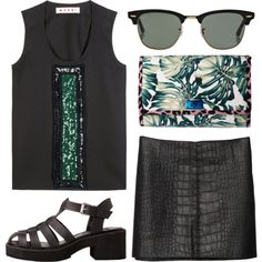 feeling good by clourr on Polyvore