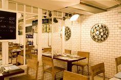 Fishop - Barcelona  Restaurants  projects  Lázaro Rosa Violán - Contemporain Studio - via http://bit.ly/epinner