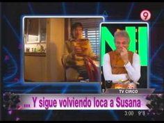 Bendita TV - Pibe Vuelve Loco A La Madre 01/08/2013