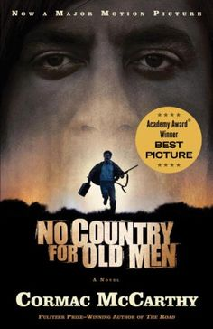 "TEXAS: ""No Country for Old Men"" by Cormac McCarthy. Made famous by the eponymous film starring Javier Bardem, ""No Country for Old Men"" is Cormac McCarthy's masterpiece about a drug trade on the border between Texas and Mexico that left a hoard of men dead and a stash of heroin, and $2 million, in an abandoned truck. Llewellyn Moss, who discovered the scene, takes the money, setting off a chain of destructive events and gets him caught up in the illicit drug business."