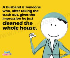 #Humor #Husband