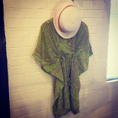 We love this cover-up to go with any swimsuit!