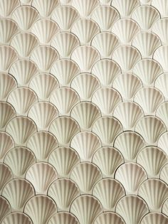 Cristina Celestino latest work for Fornace Brioni presented at this year Milan Design Week is a mosaic tiles collection of great visual impact. Cristina Celestino, Mosaic Wallpaper, Milan Design, Design Trends, Wall Patterns, Texture, Poufs, Mosaic Tiles, 3d Wall Tiles