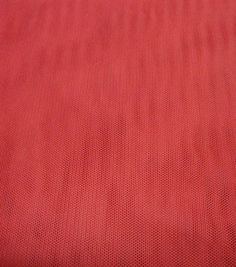 Casa Collection Mesh Fabric-Tango Red