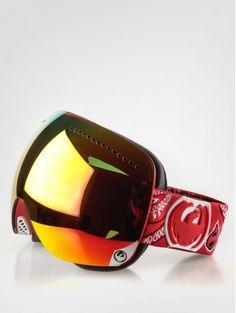 Dragon Goggles Apx (paisley/redion+yellbluio)