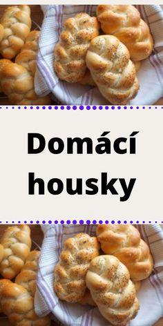 Czech Recipes, Hamburger, French Toast, Pizza, Bread, Baking, Breakfast, Cake, Basket