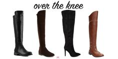 The Best Over the Knee Boots for Fall {under $100!}