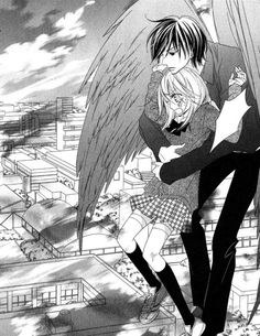 "Black Bird manga. Check out Misao's face -  ""Surpriiiiiiise....."" xD"