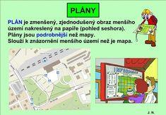 MAPY A PLÁNY :: Béčko-Tc School Tips, School Hacks, Children, Kids, Young Children, Young Children, Boys, Boys, Boy Babies