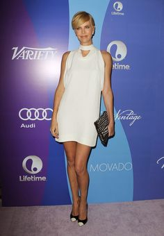 Charlize Theron - 2013 Variety Power of Women event, Beverly Hills