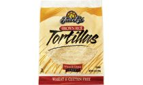 "GLUTEN FREE TORTILLAS - available from ""Food For Life"" - many types."