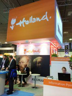 Unser Nachbarland, die Niederlande, strahlten in einem wunderschönen Orange.