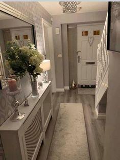 Stunning 20 Fabulous Hallway Decor Ideas For Home. Stunning 20 Fabulous Hallway Decor Ideas For Home. Hallway Ideas Entrance Narrow, House Entrance, Modern Hallway, Entry Hallway, Entrance Hall Decor, Grey Hallway, Entrance Halls, Country Hallway Ideas, Hall Way Decor