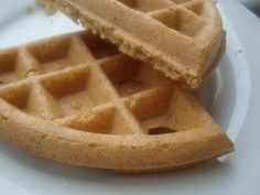 I got more Okara today, yeah! This recipe is based on the waffle recipe from Better Homes and Gardens New Cook Book. I added Okara, took par...