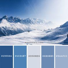 New Color Pallete on avemateiu. Hex Color Palette, Color Schemes Colour Palettes, Color Azul, Color Mix, Nautical Color Palettes, Nautical Colors, France Colors, Color Balance, Balance Design
