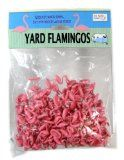 Yard Flamingo Miniatures Board Game - - Product Description: Pink, one legged?a Flamingo? Nope, a Plastic pink flamingo. Now you can be the proud owner of 100 pink flamin Flamingo Rosa, Pink Flamingo Party, Flamingo Decor, Flamingo Birthday, Flamingo Cupcakes, Flamingo Garden, Flamingo Gifts, Yard Flamingos, Plastic Pink Flamingos