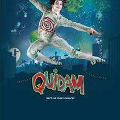 Montpellier : le Cirque du Soleil revient à Montpellier avec QUIDAM !